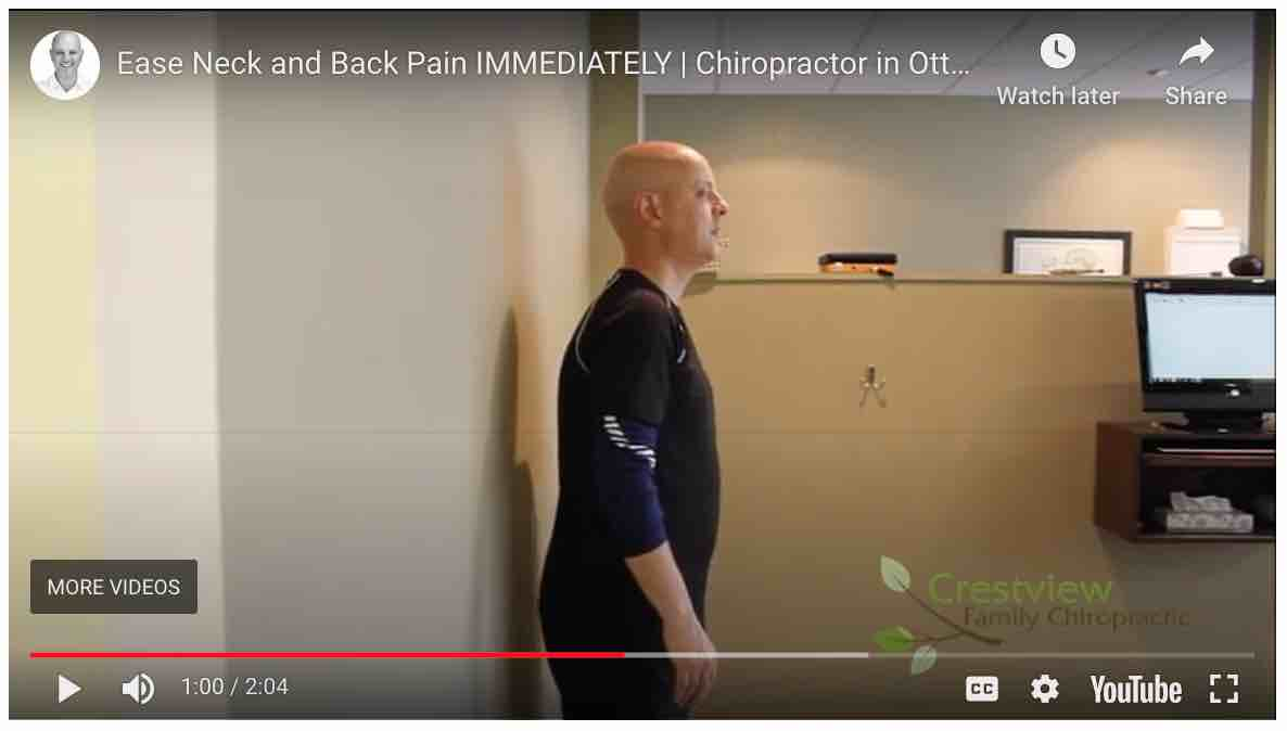 how to get rid of upper back pain