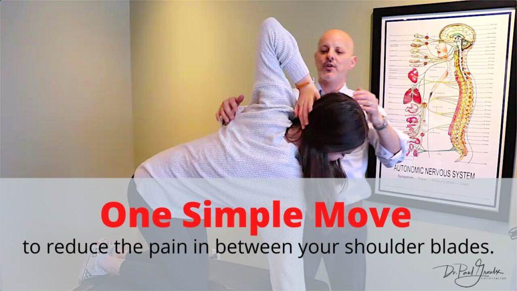 upper back pain Ottawa chiropractor